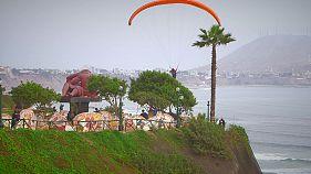 Bunt und vielfältig: Ein Rundgang durch Lima
