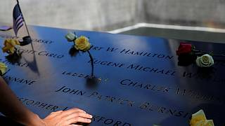 USA: 15th Anniversary of September 11 in New York