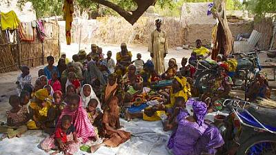 Northeastern Nigeria experiencing world's worst food crisis, UNICEF