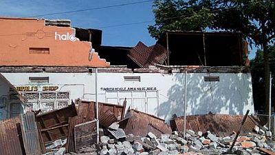 L'aide du Kenya à la Tanzanie, frappée par un tremblement de terre