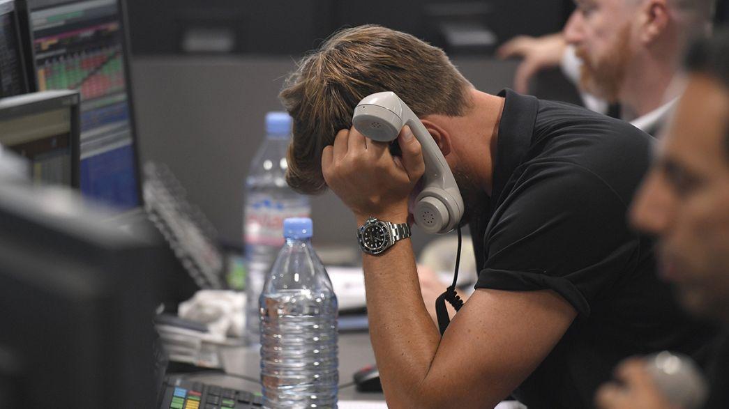 Биржи обеспокоены: инвесторы опасаются ужесточения денежной политики по всему миру