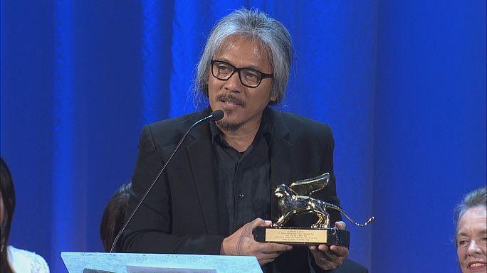 First Filipino win at Venice Film Festival