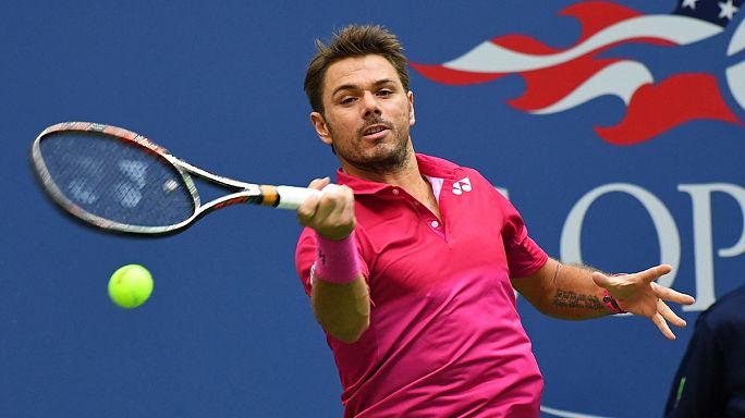 السويسري فافرينكا يُتوج بطلا في بطولة أمريكا المفتوحة لكرة المضرب
