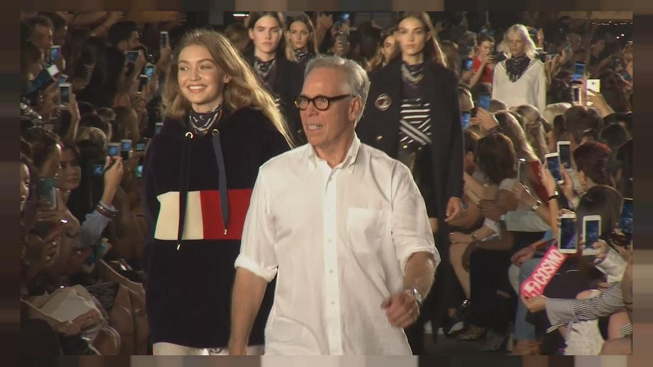 Fashion week New York : Hilfiger, Wang et Soriano