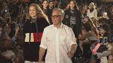 New York Moda Haftası Gigi'nin yeni koleksiyonuna ev sahipliği yaptı