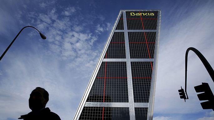 Espanha: 26,3 mil milhões de euros para recapitalização da banca dados como perdidos