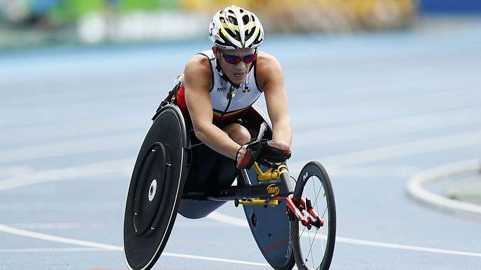 """Marieke Vervoort, atleta paralímpica: """"No quiero morir todavía"""""""