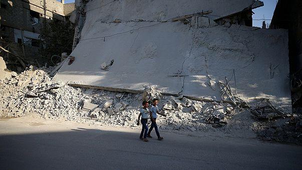 Suriye'de ateşkes umudu
