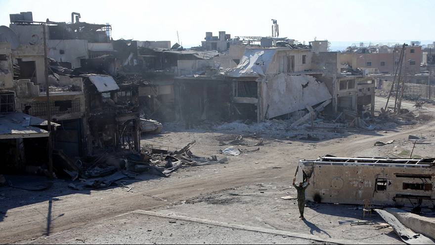 Initial 'calm prevails' as Syrian ceasefire deal comes into effect