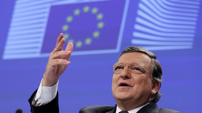 Кэмерон - отовсюду. Баррозу - в лоббисты. Кинг - в комиссары