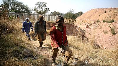 Three miners emerge alive, several others remain trapped in South Africa