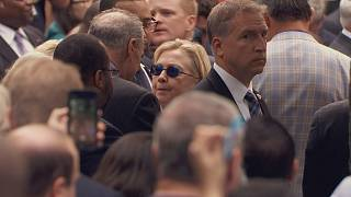 Clinton'ın sağlığı başkanlık için elverişli mi?