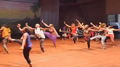 """""""Les Ballets Africains"""" se donnent un nouveau souffle en formant les jeunes"""