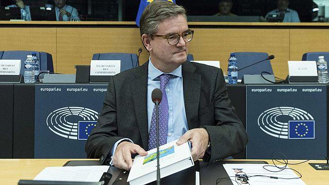 AB Komisyonu'nda İngiliz aday tartışması