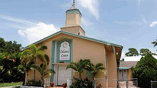 Se quema la mezquita del asesino de Orlando