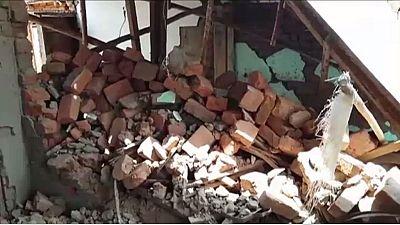 Séisme en Tanzanie, des maisons effondrées en Ouganda