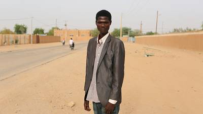 Niger: la ville d'Agadès, principal carrefour des milliers de migrants africains pour l'Europe