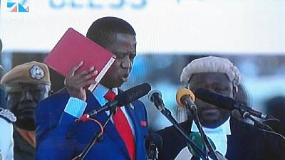 Zambia's President Lungu takes oath of office: all you need to know