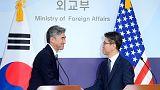 EEUU enseña los dientes de sus bombarderos estratégicos a Corea del Norte