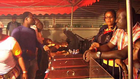 Ivory Coast annual Grill Festival attracts thousands [no comment]