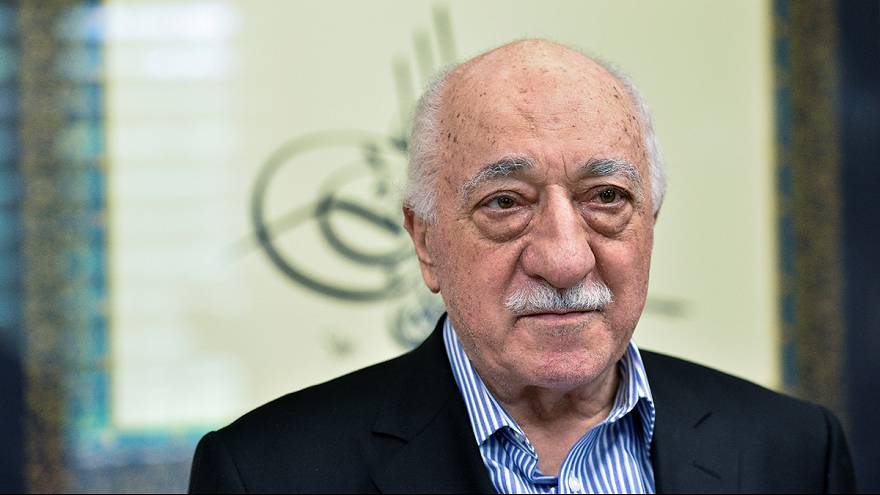 Turkey formally requests arrest of US-based cleric Gulen