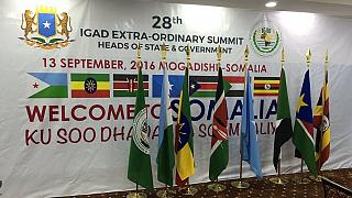 IGAD holds historic high level summit in Somalia's capital