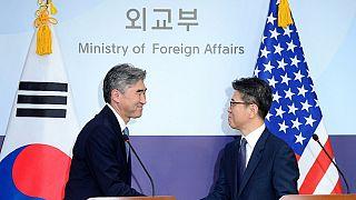 Essai nucléaire : Washington et Séoul préparent une résolution contre Pyongyang
