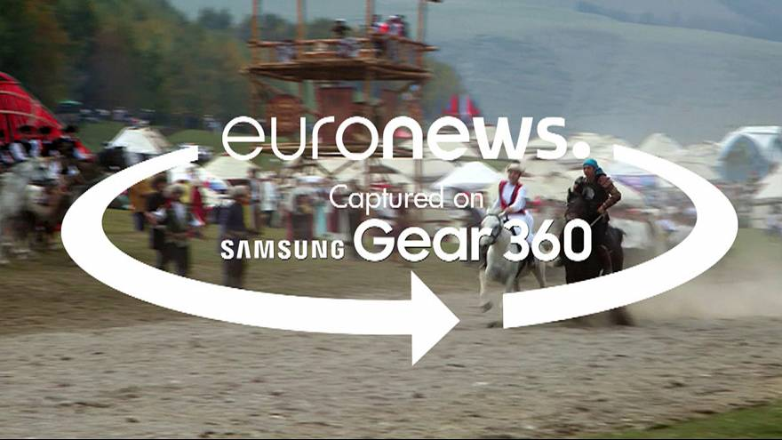 [360° video] Euronews takes you to a nomadic universe
