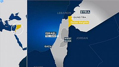 Israël dément avoir perdu deux appareils visés par des missiles syriens