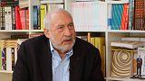"""Stiglitz: """"Con su diagnóstico, Draghi intenta desplazar la culpa a las víctimas"""""""