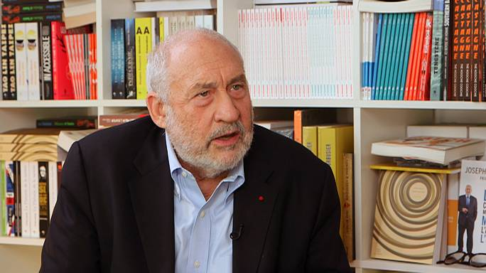 Eurozone is doomed without radical reform says economist Stiglitz