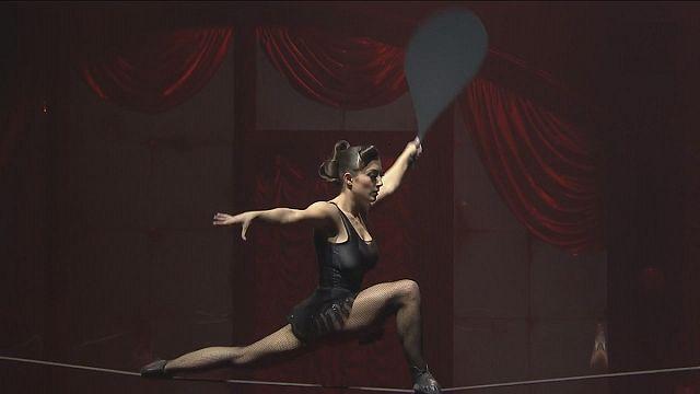 Budapest circus revives Paris cabaret