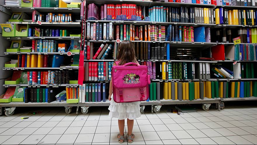 Back to School: who spends longest in class around Europe?