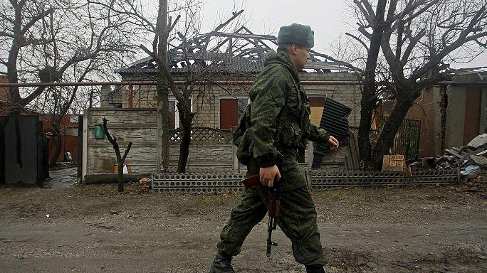 Ukraine: separatist leader announces unilateral ceasefire from Wednesday