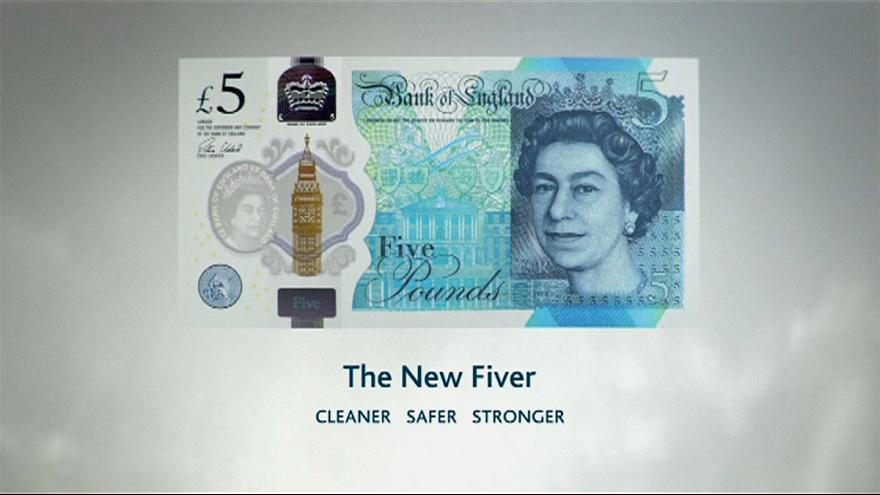 Plastic fantastic - Britain unveils polymer banknotes