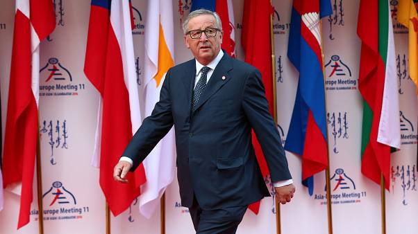 Europeans wait for Juncker's words on the State of the Union
