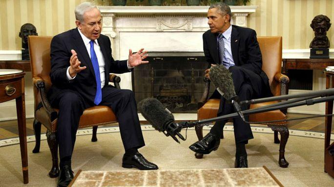 اتفاق مُساعدات عسكرية أميركية قياسي لإسرائيل