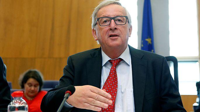 Juncker, A Strasburgo il secondo discorso sullo Stato dell'Unione