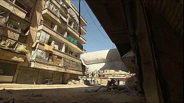 La trêve respectée, l'aide humanitaire entre en Syrie