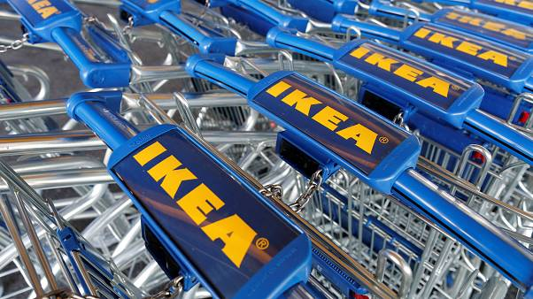IKEA sales jump from online boost