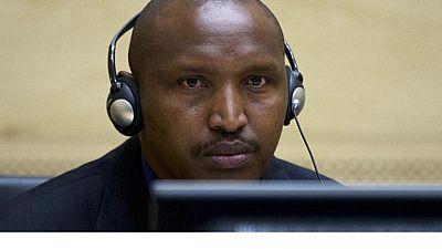 CPI : l'ex-rebelle congolais Ntaganda observe une grève de la faim