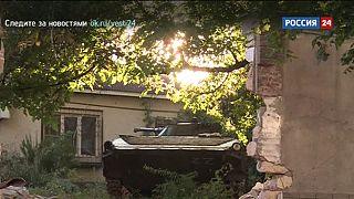 Ucrania: los separatistas anuncian un alto el fuego unilateral
