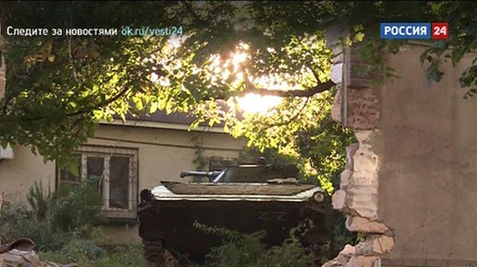 Ostukraine: Separatisten verkünden Waffenruhe