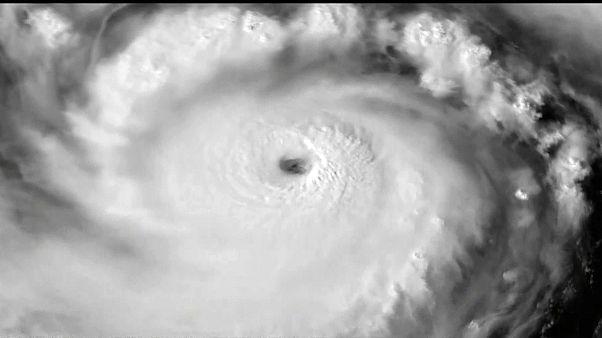 Taiwan espera a Meranti y sus vientos de hasta 250 kilómetros/hora