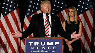 """Clinton email scandal worse than Watergate"" - Trump"