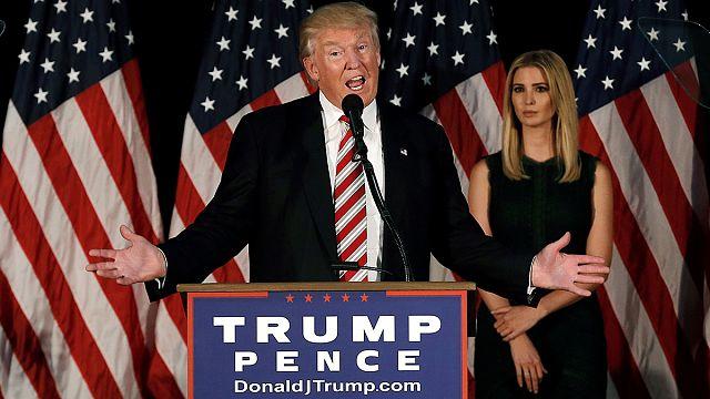 ترامب يهاجم كلينتون لوصفها مؤيديه بالبائسين