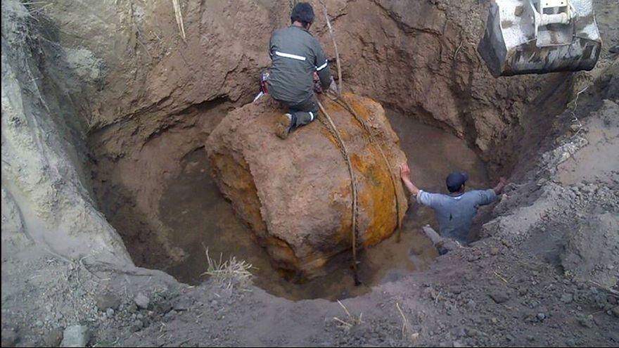 Vizsgálják az Argentínában talált óriás meteoritot