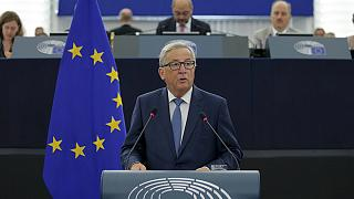 """Estado da União: """"Europa não pode ceder aos populismos"""" garante Juncker"""