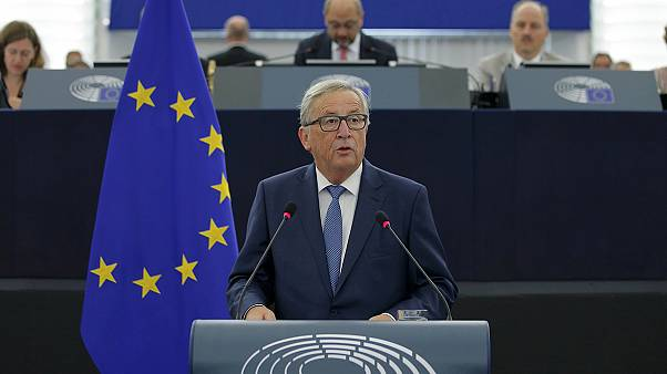 The EU's existence is not threatened by Brexit, says Juncker