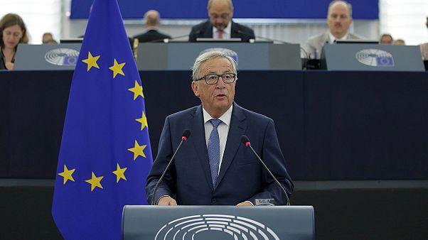 """Visszaszólt a """"nihilistázásra"""" Juncker évértékelő beszédében"""